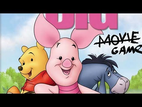 Winnie the Pooh - Piglet's Big Movie Game