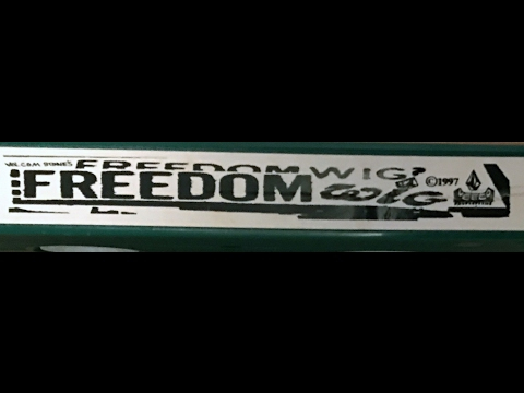 Volcom Freedom Wig Skateboard Video 1997