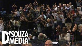Leftist critics who despise Dinesh D'Souza's politics give D'Souza ...