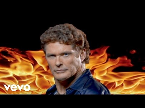 David Hasselhoff - Jump In My Car (Video)