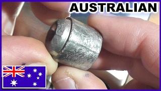 "Australian SHOTGUN Slugs -  ""Denver Pile Drivers"""