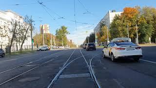 Москва Трамвай Маршрут 26