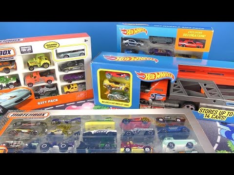 Hot Wheels Matchbox Cars