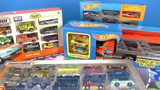 Hot Wheels Matchbox Cars