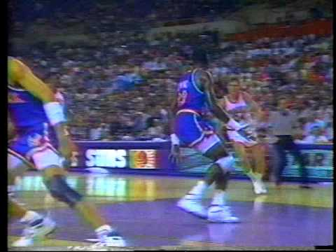 Tom Chambers - 1990 NBA All-Star Intro