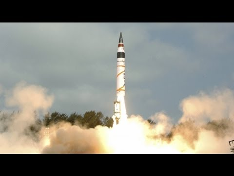 linde teste un tir de missile nucl233aire longue port233e