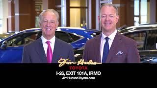 Toyota Dealer In Irmo Sc Jim Hudson Toyota