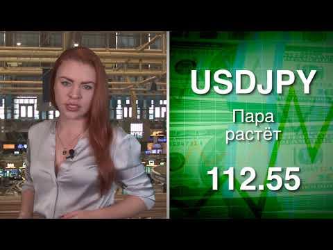 Неоднозначный характер торгов на бирже США