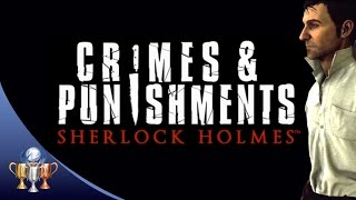 Sherlock Holmes: Crimes & Punishments - Black Peter Case 1 Walkthrough / Review -
