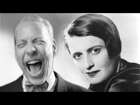 Ayn Rand interviewed by Jeffrey Tucker @LibertCon 2017 in Prague (CZ)