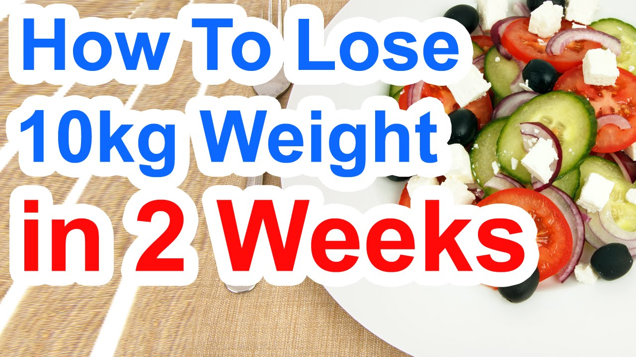How to Lose 10 Pounds in a Week With a Vegetarian Diet