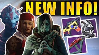Destiny 2 News: FACTION RALLY INFO! New Weapons, Armor, Raid Guided Games, & More!