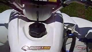 2006Raptor350seBlueRSide 2006 Yamaha Raptor 350