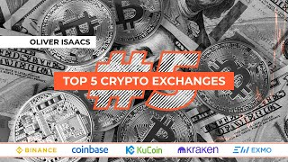 TOP 5 Crypto Exchanges in 2020