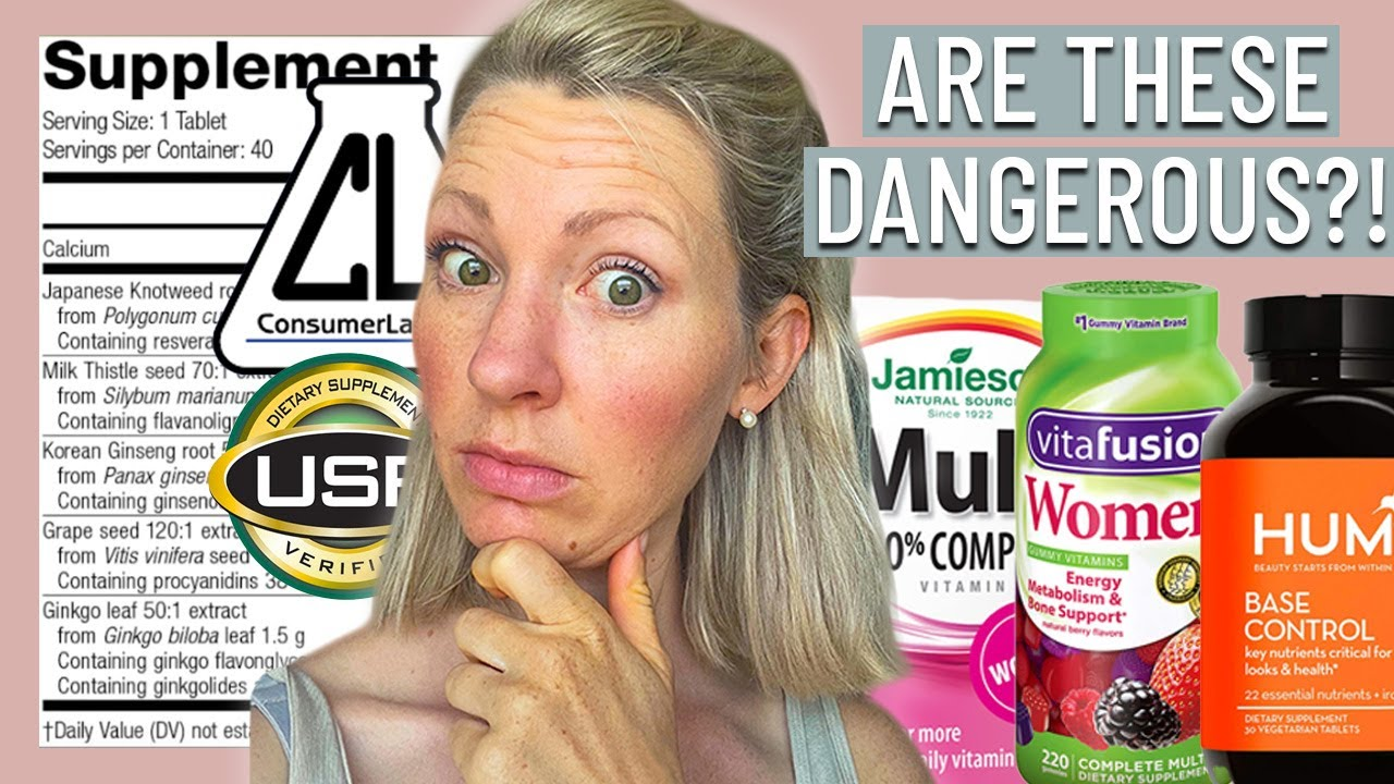 A Dietitian's Honest Opinions About Multivitamins (And Do You Really Need Them?)