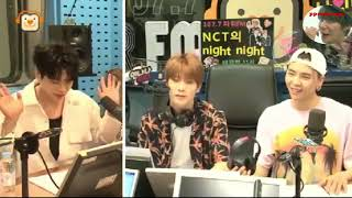 (ENG SUB/FULL) NCT Night Night with SHINee's Jonghyun 170627