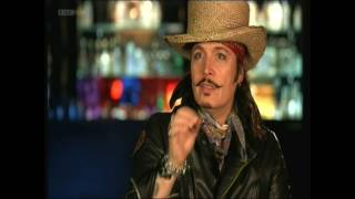 Adam Ant Goody Two Shoes Interview