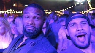 Inside The UFC Athlete Retreat 2017