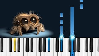 Lucas the Spider - Musical Spider - Piano Tutorial