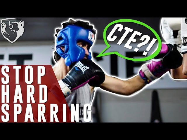 Don't Get Hurt... Why You Need to STOP Hard Sparring
