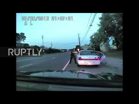 USA: Dash cam shows footage of acquitted officer shooting Philando Castile 7 times