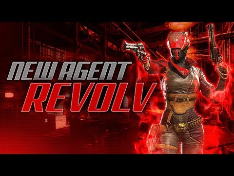 Modern Combat Versus NEW AGENT: REVOLV - MCV New Agent Update Gameplay