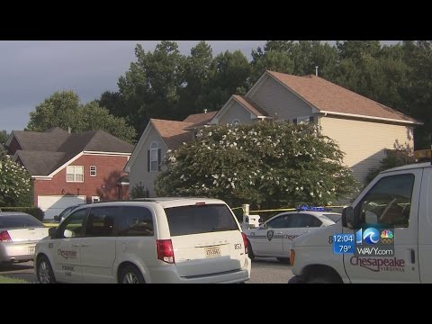 2 dead, 1 injured in shooting on Helen Avenue in Chesapeake