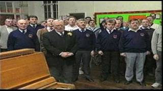 Treorchy Male Choir & Sir Harry Secombe singing Cwm Rhondda