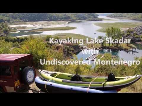 Kayaking Lake Skadar with Undiscovered Montenegro