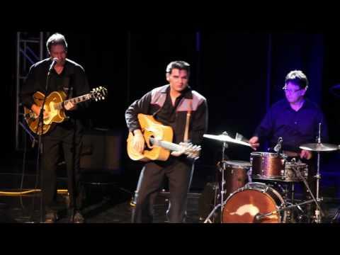 Cody Slaughter Elvis Sings Ready Teddy Elvis Week 2016 Elvis 56