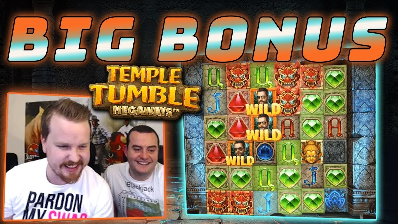 Temple Tumble Free Spins Frenzy!