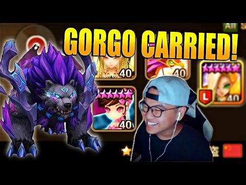 Gorgo? More like GORGOD! Damage & RTA Test Dark Warbear Secondary Awakening