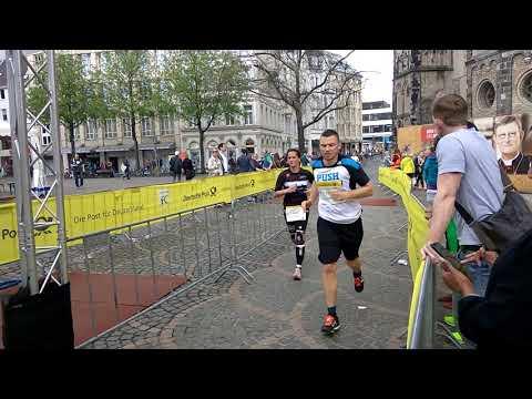 18th Deutsche Post Marathon in Bonn - Germany