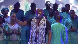 MUYIWA OLAREWAJU MINISTERING AT THE ENCOUNTER'17 (DAY 1)