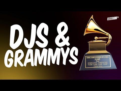 ELECTRÓNICA en los PREMIOS GRAMMY (Y DJs con más premios)