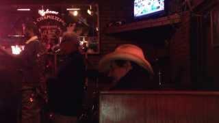 Joe Crump live :-)