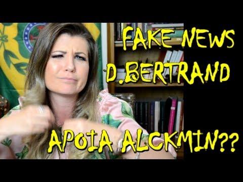 Folha de São Paulo usa Fake News contra Dom Bertrand