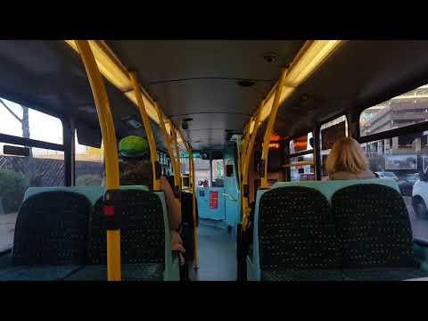 (HD) Journey on the 23: (5505,BX61LHR) West Midlands Volvo B5LH Wrightbus International 12SPEED