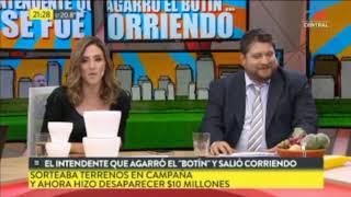 Video: La investigación de Abel Díaz de DNIsalta.com llegó a los medios nacionales #ManuelCornejo #Salta