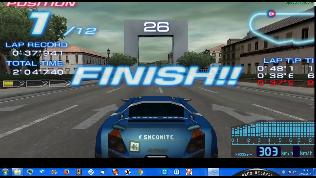 Ridge Racer 2 (Emulated for PC) game