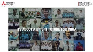Our Promise to India (30s ver)- Mitsubishi Electric India