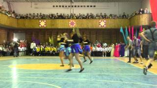 Танец 3 Ф (рокн-ролл). Спортпраздник 2016