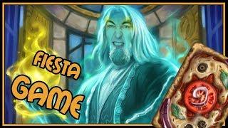He played Cenarius... as a PALADIN | Rastakhan's Rumble | Hearthstone