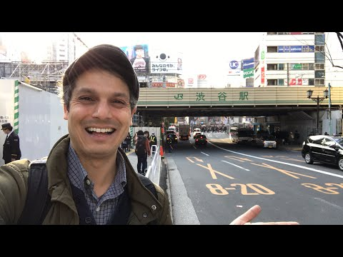 Shibuya to Harajuku in 30 minutes | Walk it
