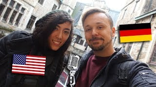 Germany vs USA Comparison With Crystal Wings | Lets Get Ready To Ramble With Get Germanized