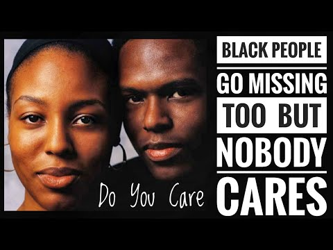 Gabby Petito Case, Sparks Media Frenzy, But What About Black People Who Go Missing Too!