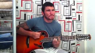Coming Back Down (Hollywood Undead) cover - Collin McKinney
