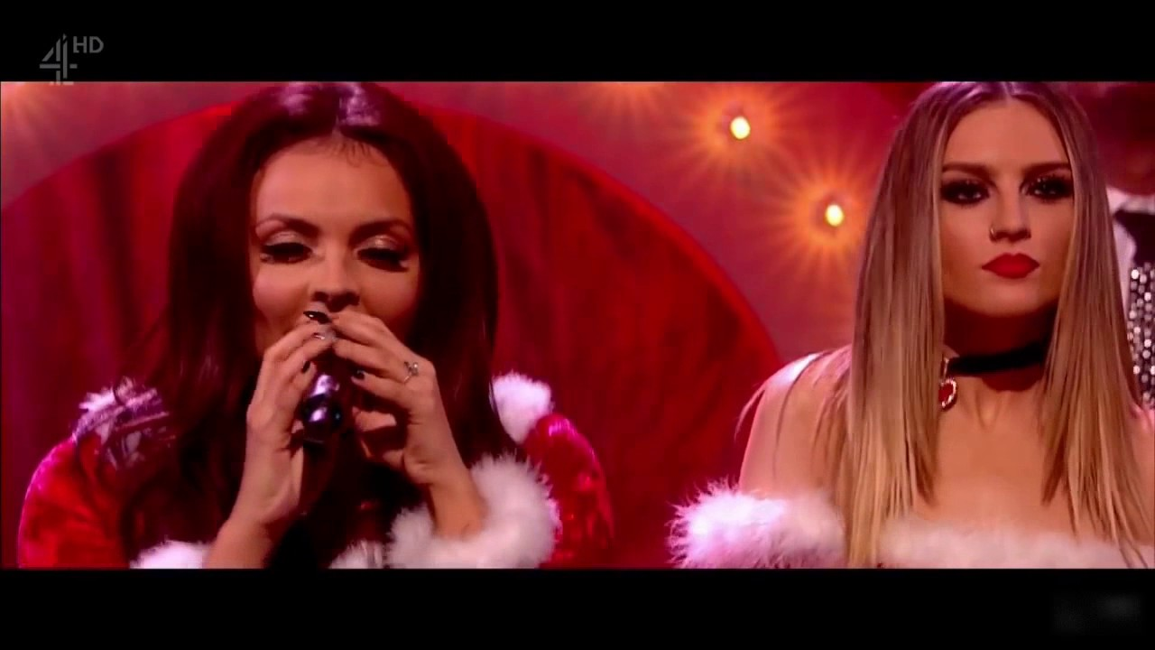 Little Mix - Black Magic (Alan Carr Chatty Man Christmas Special 2015)