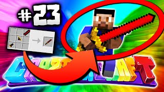BIG BERTHA! - Minecraft CRAZIER CRAFT #23 - (New Crazy Craft)