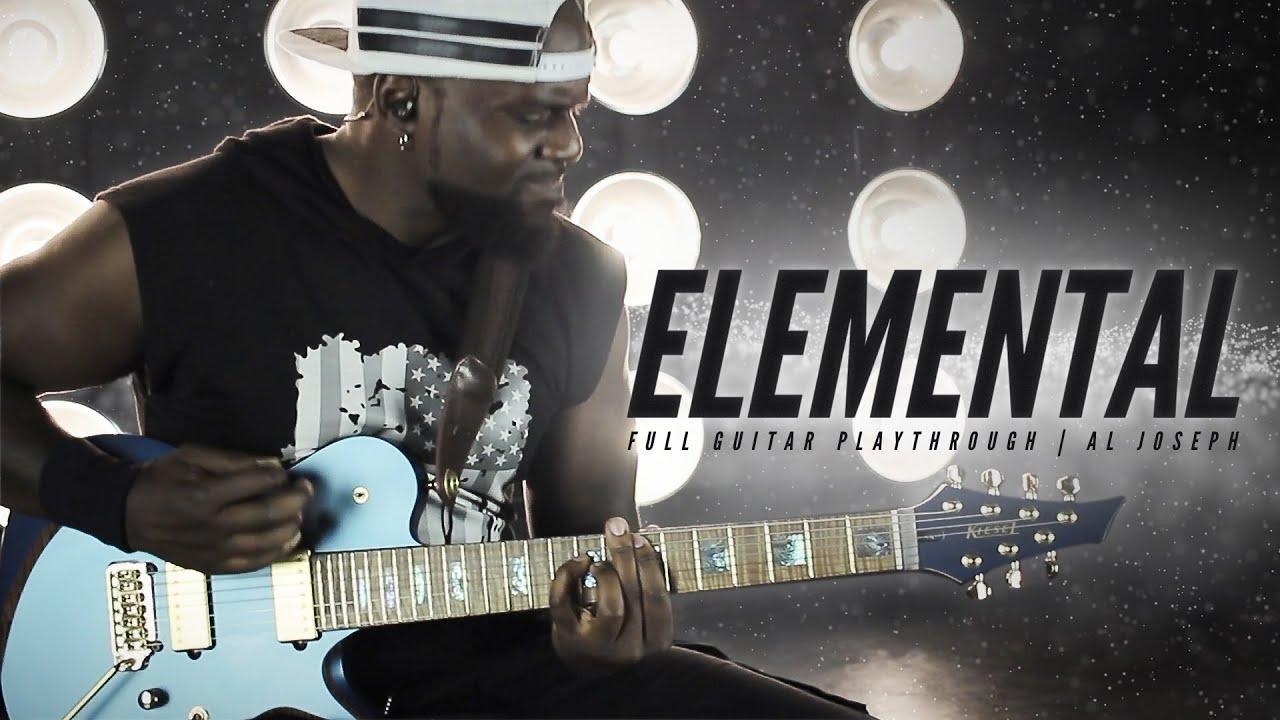 Al Joseph - Elemental (Guitar Playthrough)
